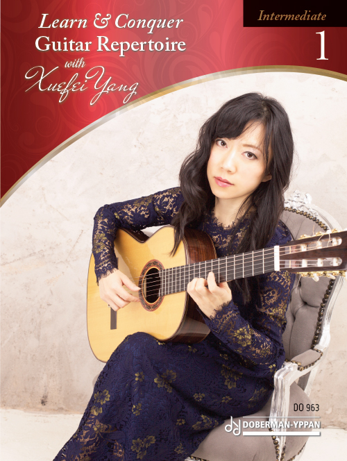 Learn & Conquer Guitar Repertoire, intermediate 1 with Xuefei Yang