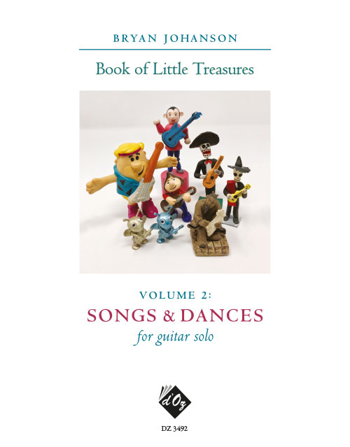 Book of Little Treasures, vol. 2 Songs and Dances