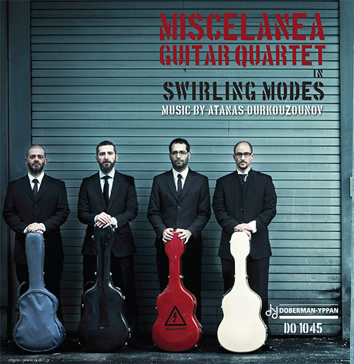In Swirling Modes - Miscelanea Guitar Quartet