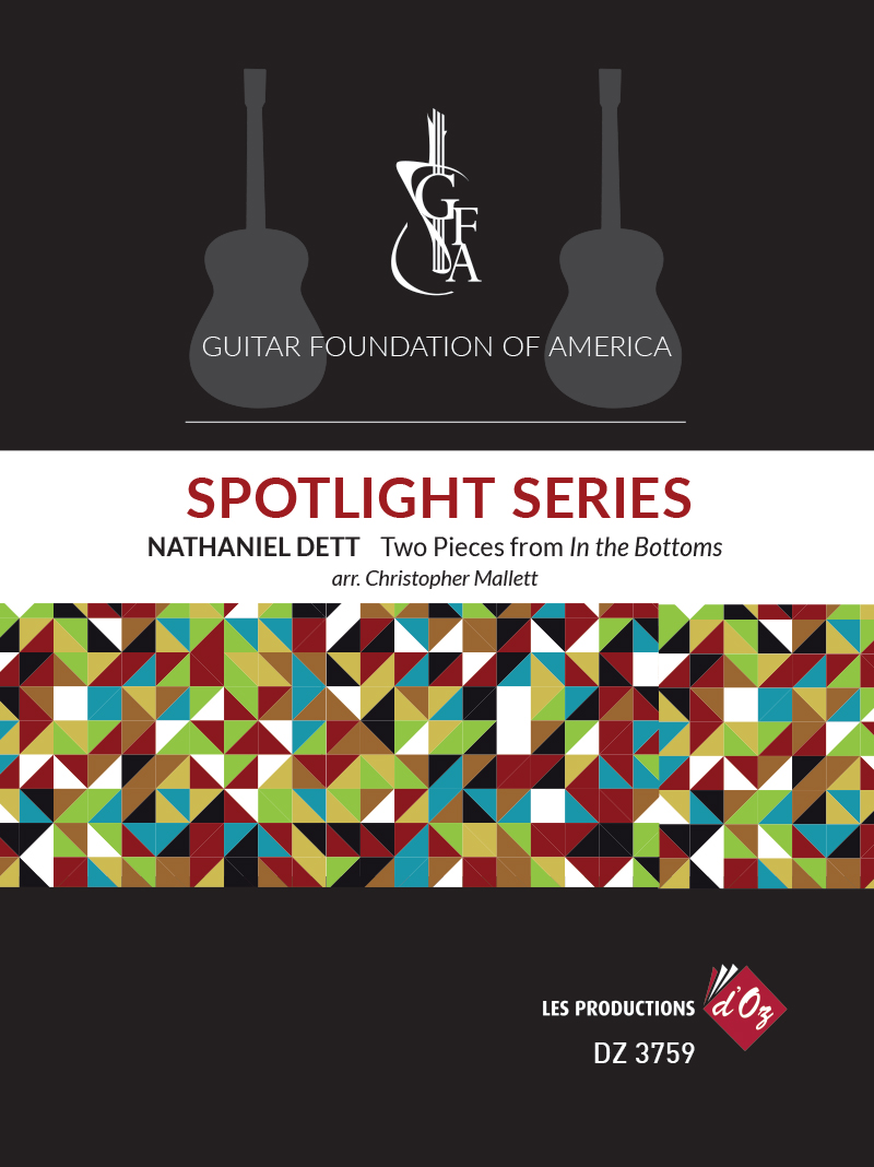 GFA Spotlight Series, Two Pieces from In the Bottoms