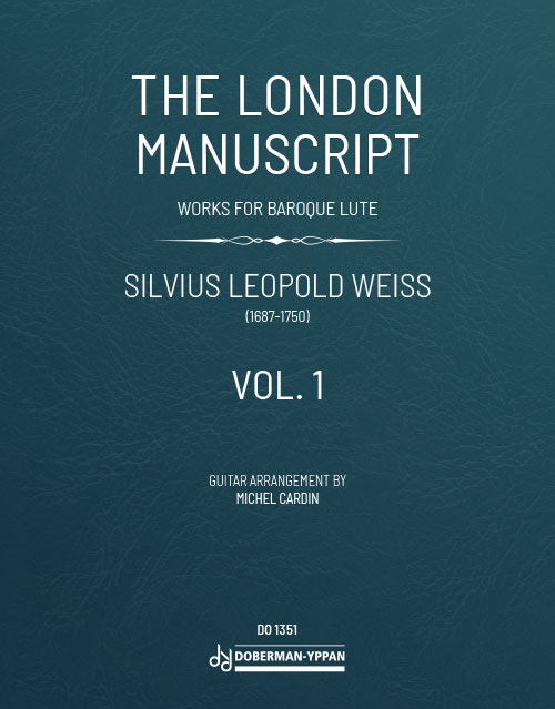 The London Manuscript, vol. 1