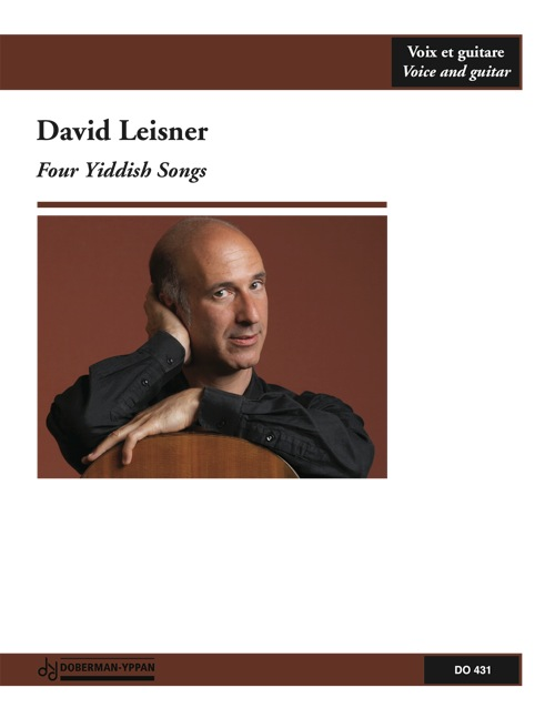 Four Yiddish Songs