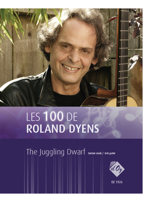 Les 100 de Roland Dyens - The Juggling Dwarf