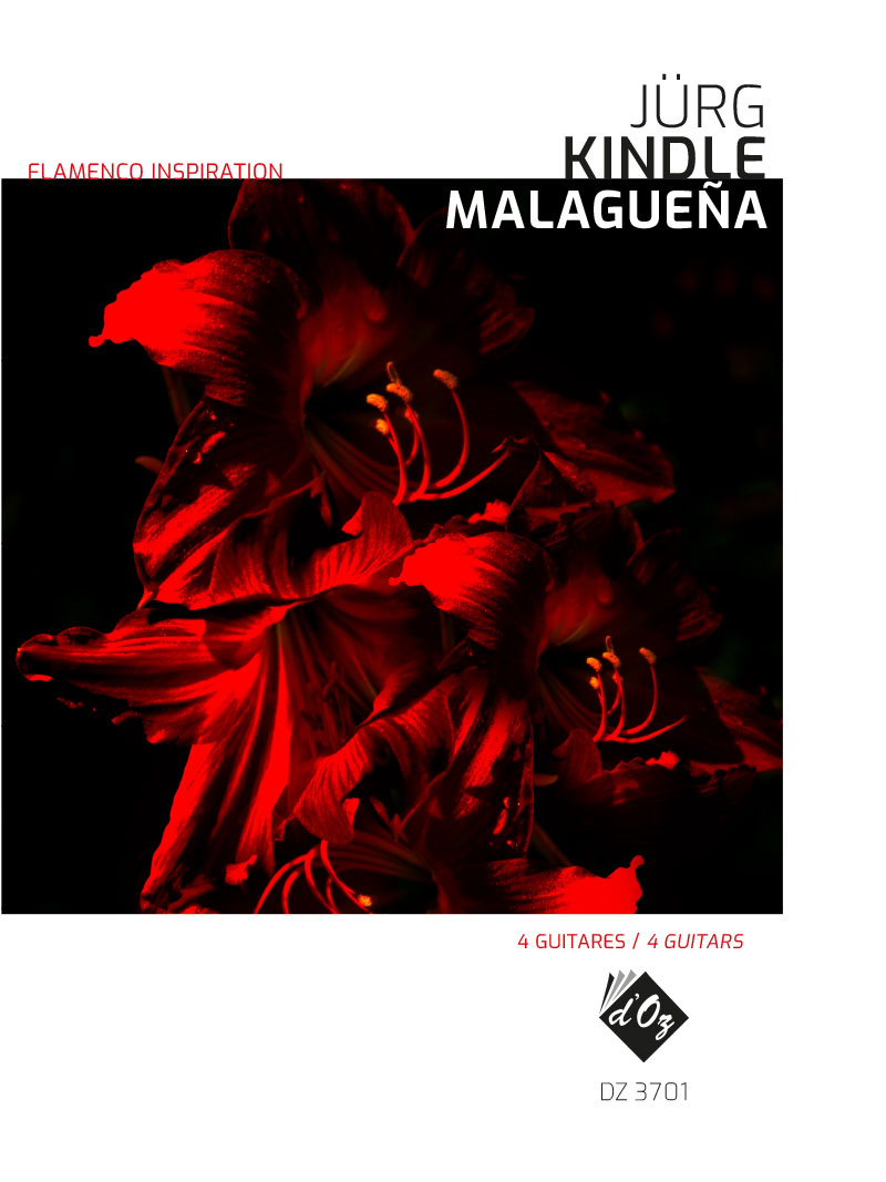Flamenco Inspiration - Malagueña