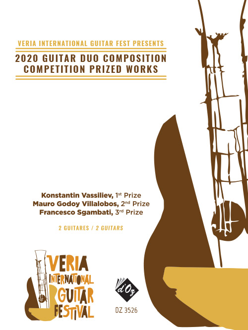 2020 Guitar duo Composition Prized Works