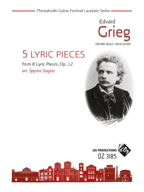 5 Lyric Pieces
