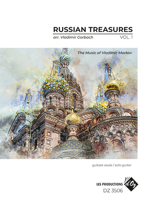 Russian Treasures, vol. 1