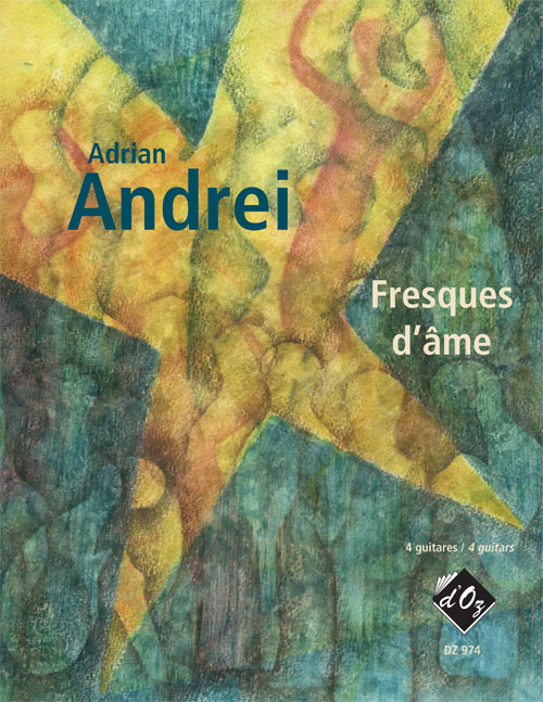 Fresques d'âme (CD incl.)