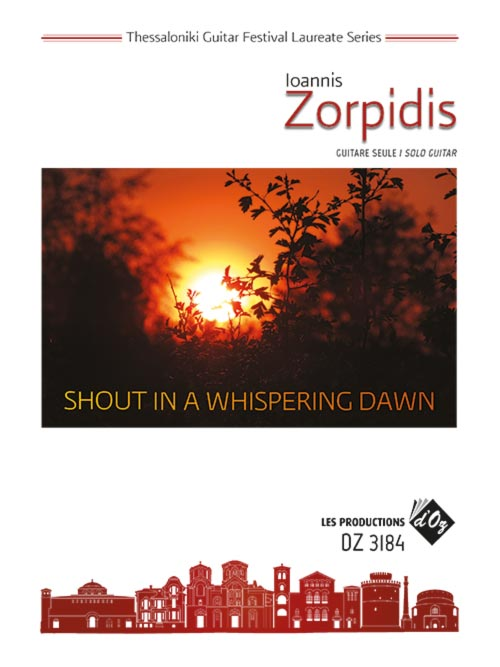 Shout in a Whispering Dawn