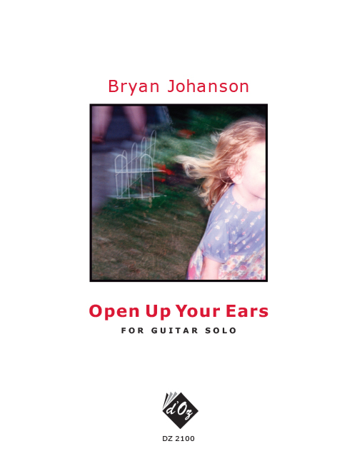 Open Up Your Ears