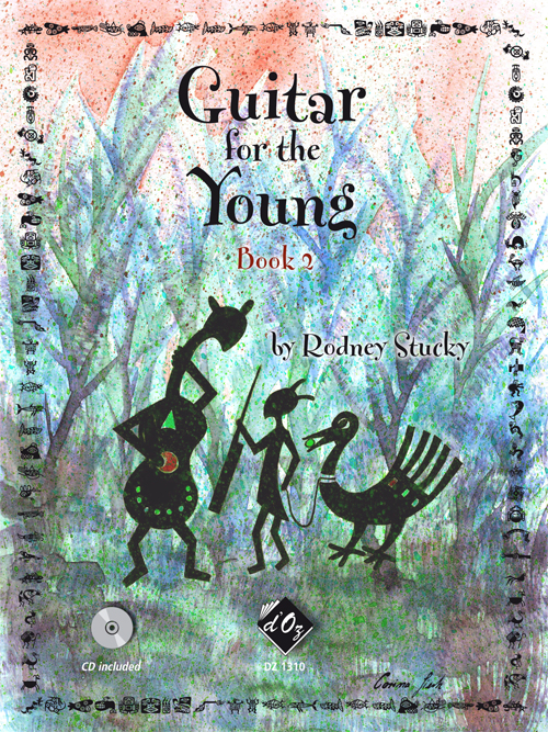Guitar for the Young, book 2 (CD incl.)