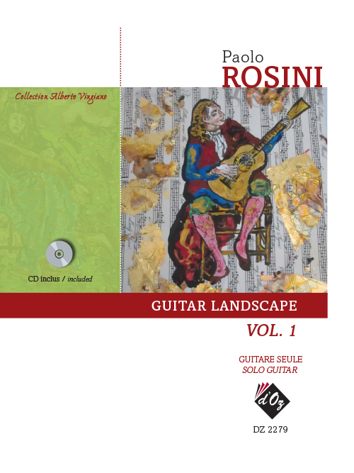 Guitar Landscape, vol. 1 (CD incl.)
