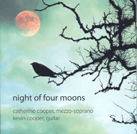 Night of four moons