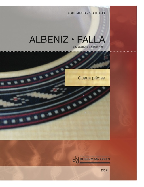 Albeniz & De Falla, 4 pieces