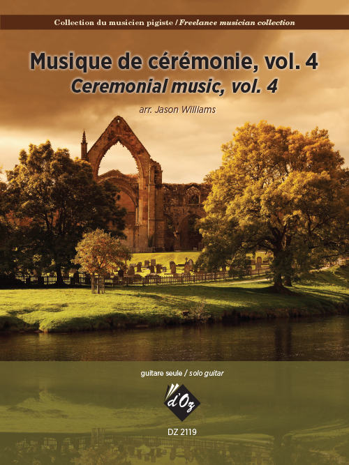 Freelance musician collection / Ceremonial music, vol. 4