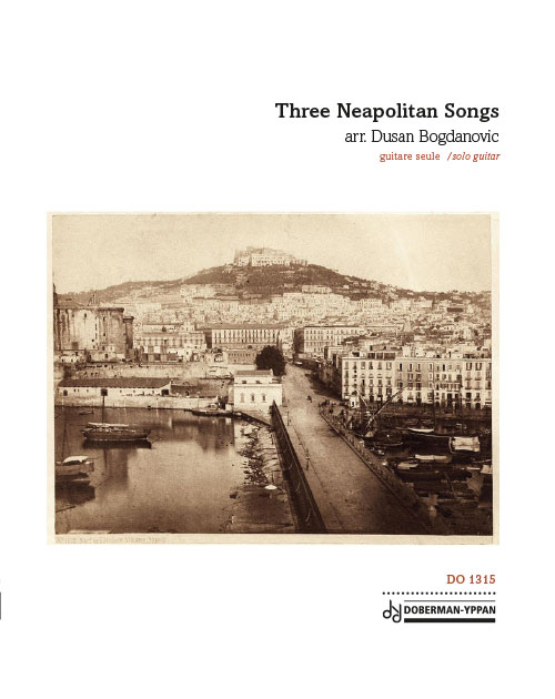 Three Neapolitan Songs