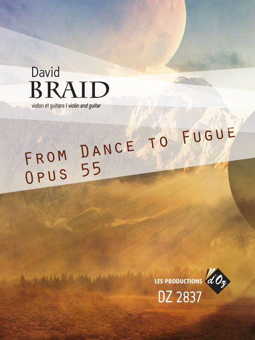 From Dance to Fugue, Opus 55