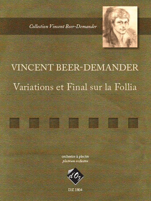 Variations et Final sur la Follia