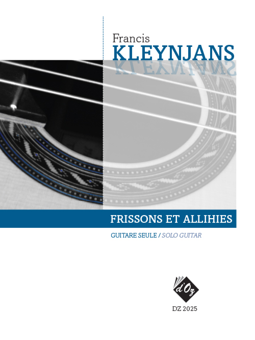 Frissons et Allihies