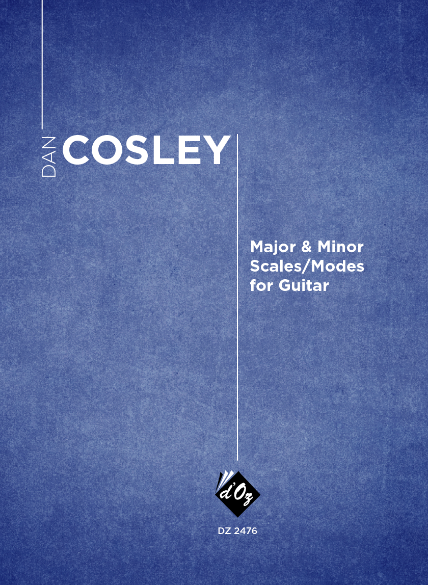 Major & Minor Scales/Modes for Guitar