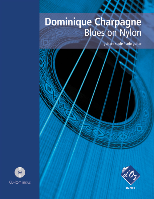 Blues on Nylon (CD inclus)