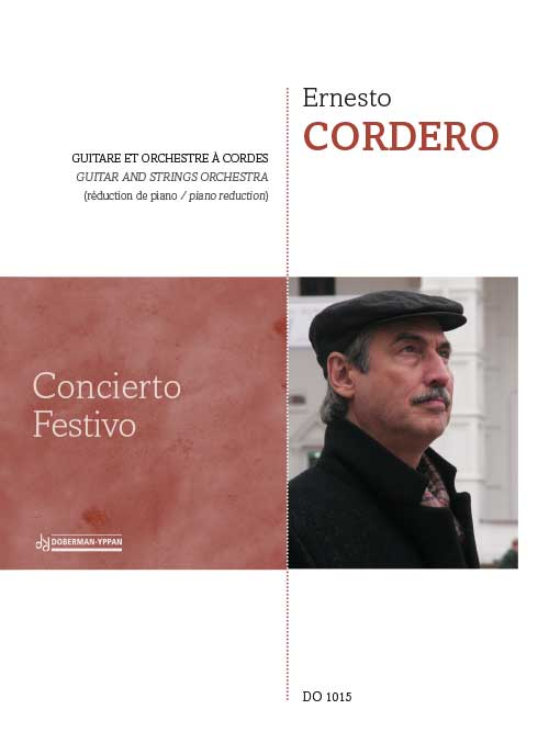 Concierto Festivo (réduction de piano)