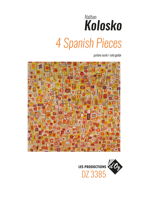 4 Spanish Pieces