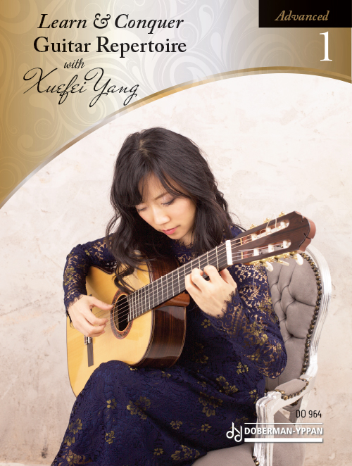 Learn & Conquer Guitar Repertoire, advanced 1 with Xuefei Yang