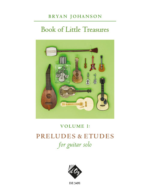 Book of Little Treasures, vol. 1 Prelude and Etudes