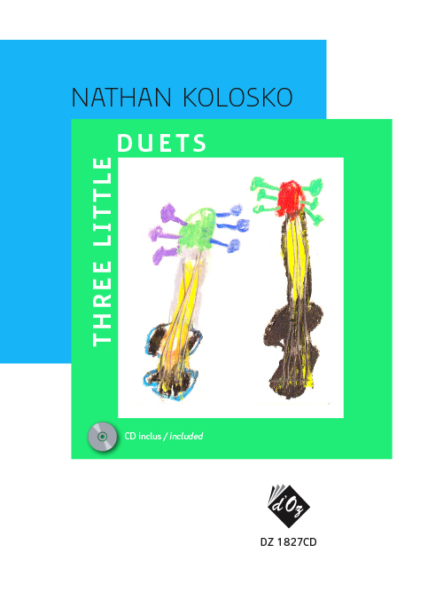 Three Little Duets (CD incl.)