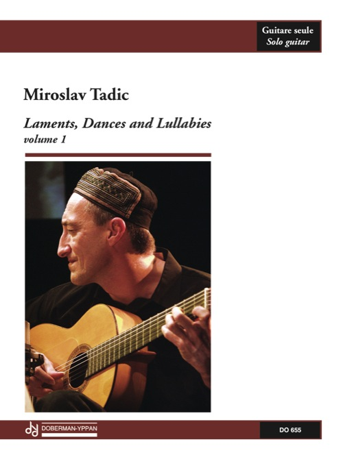 Laments, Dances and Lullabies, volume 1