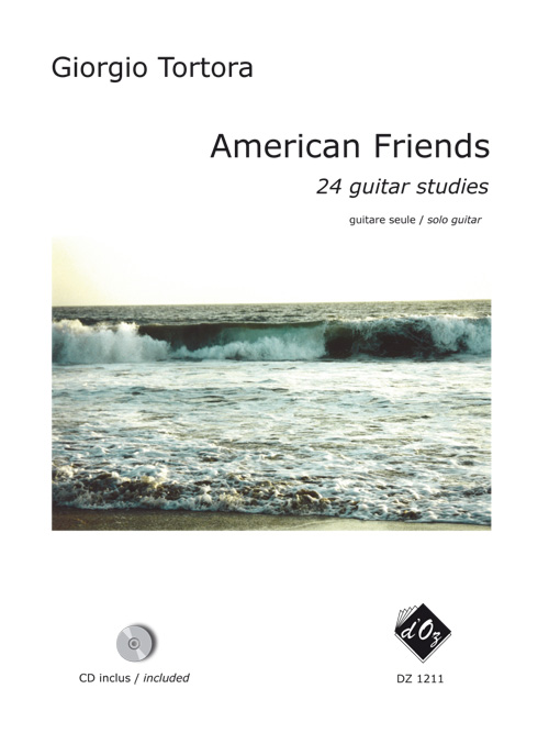 American Friends (CD inclus)