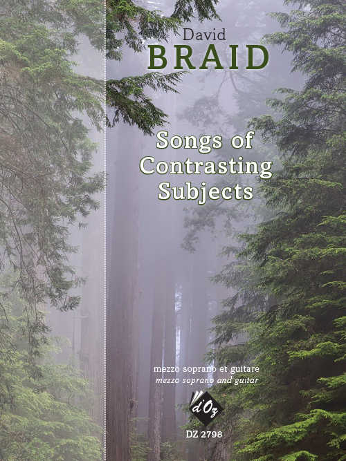 Songs of Contrasting Subjects