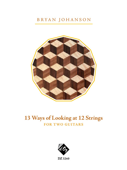 13 Ways of Looking at 12 Strings