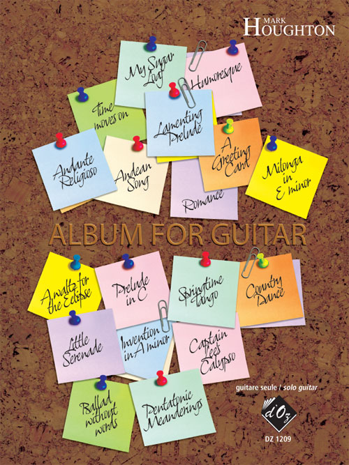 Album for Guitar