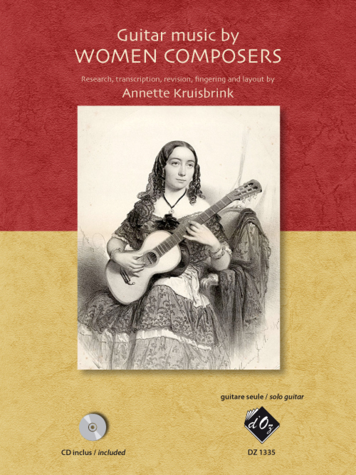 Guitar Music by Women Composers (CD inclus)