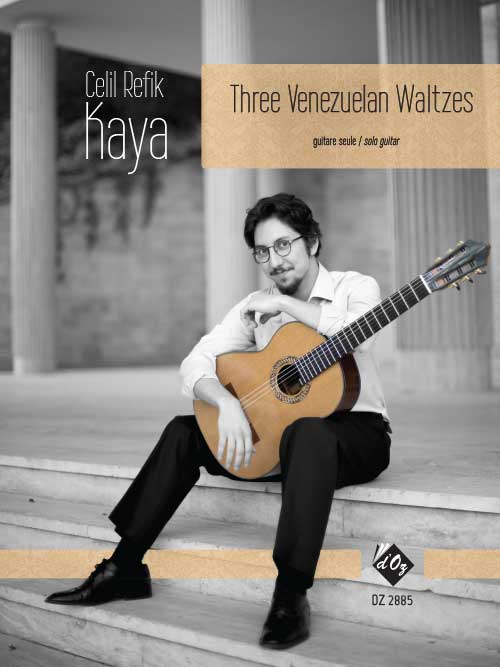 Three Venezuelan Waltzes