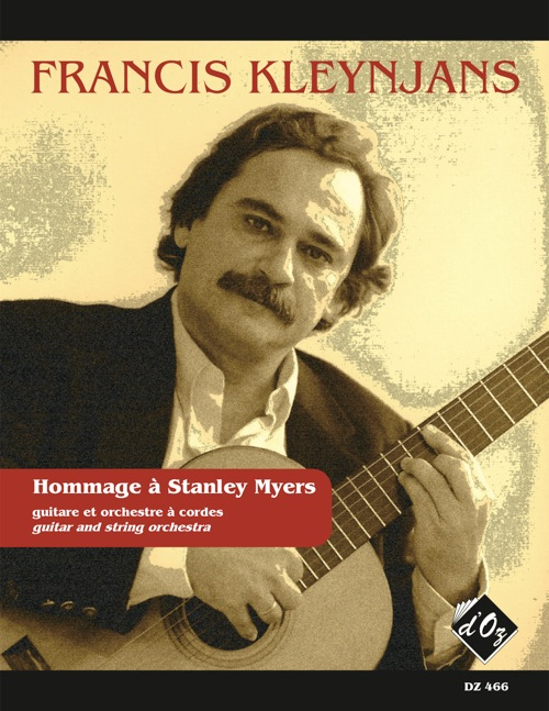 Hommage à Stanley Myers, opus 187b