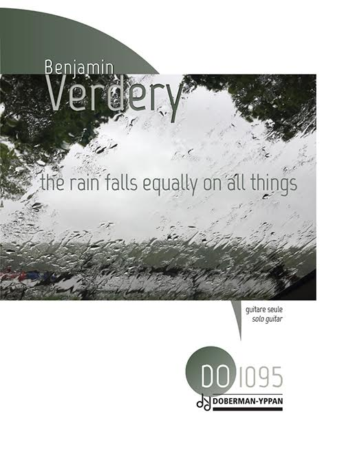 the rain falls equally on all things