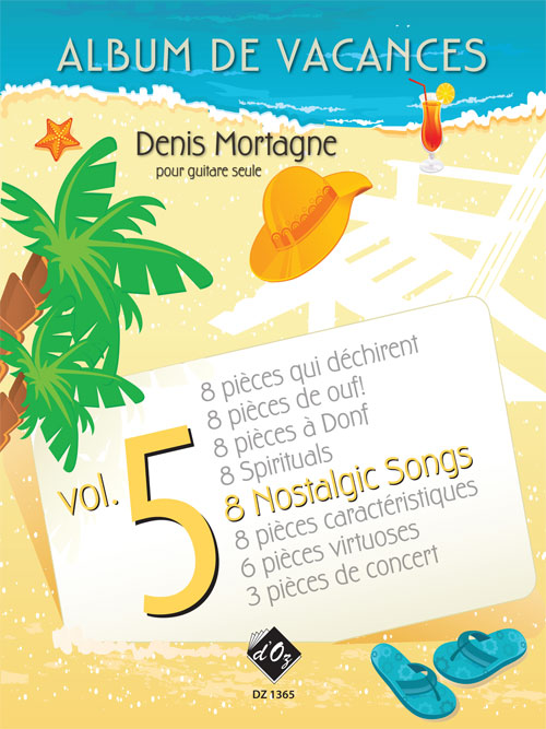 Album de vacances, vol. 5 / 8 Nostalgic Songs