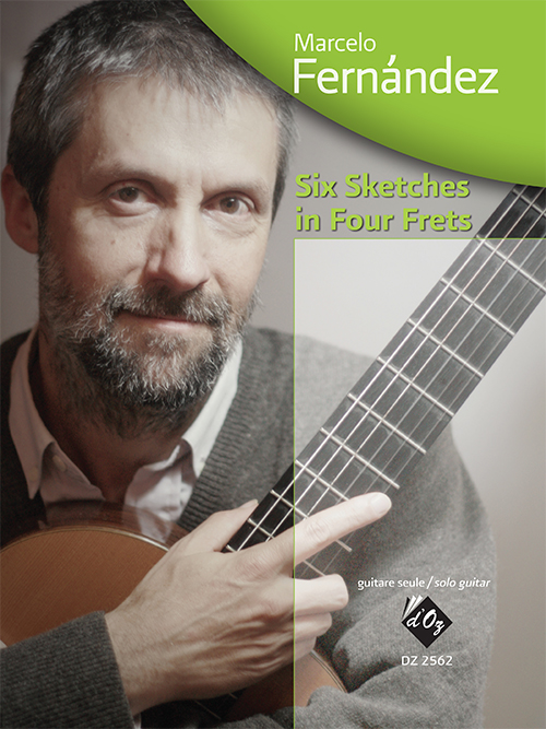 Six Sketches in Four Frets
