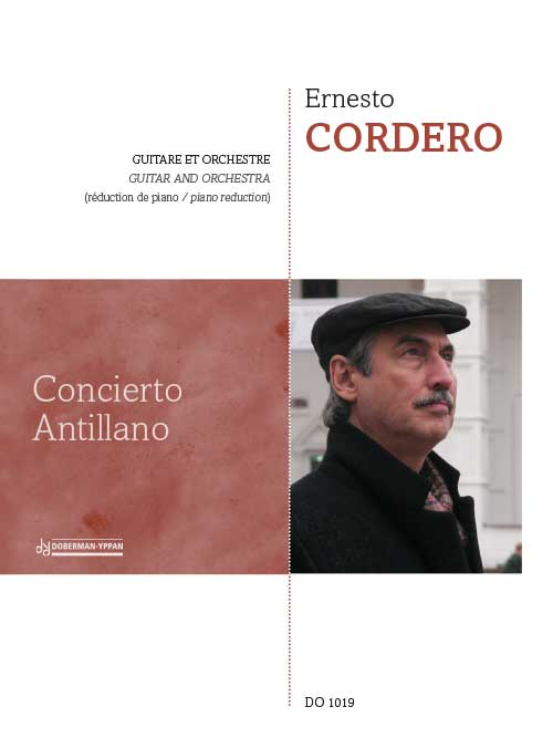 Concierto Antillano (réduction de piano)