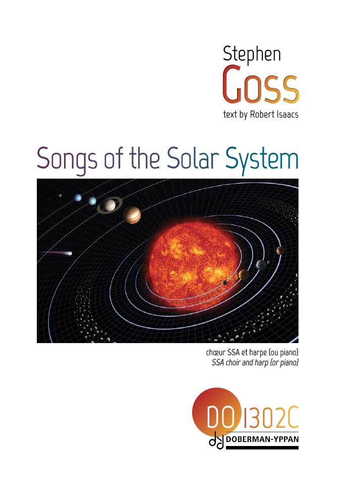 Songs of the Solar System (kit de 12)