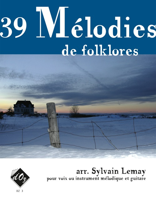39 Mélodies de folklore