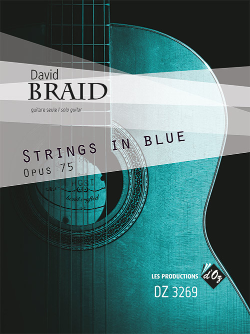 Strings in Blue, Op. 75