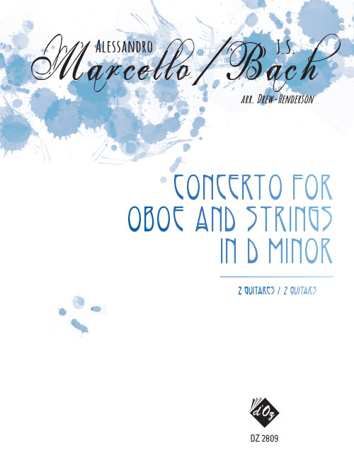 Concerto for Oboe and Strings in D minor