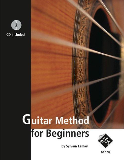 Guitar Method for Beginners (CD included)