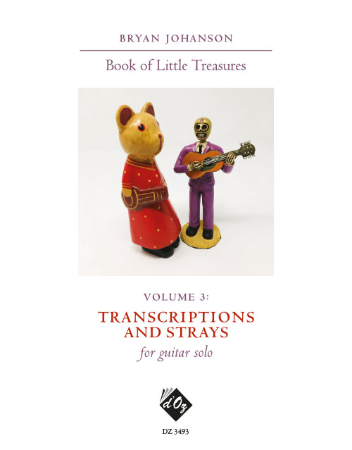 Book of Little Treasures, vol. 3 Transcriptions and Strays