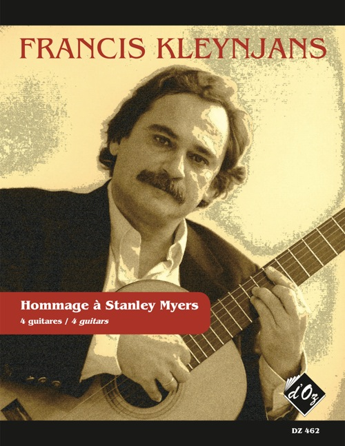 Hommage à Stanley Myers, opus 187a