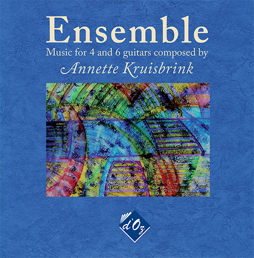 Ensemble - Music for 4 and 6 guitars CD
